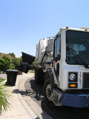 Trash Truck Collection