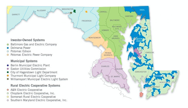 maryland-utility-landscape